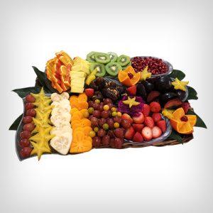 מגשי פירות משלוח חינם