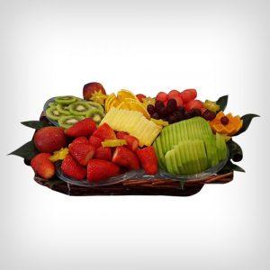 סלסלת פירות ביבנה