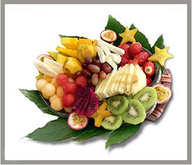 משלוח סלסלת פירות מליבו