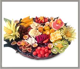 משלוח סלסלת פירות טזמניה