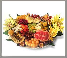 משלוח סלסלת פירות פיג'י