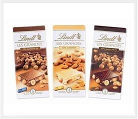 משלוח שוקולד לינדט