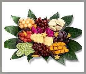 סלסלת פירות סידני