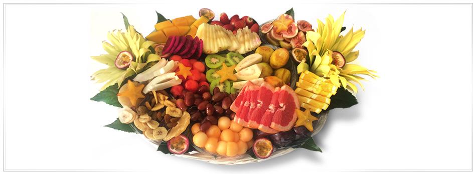 סלסלת פירות בכפר סבא