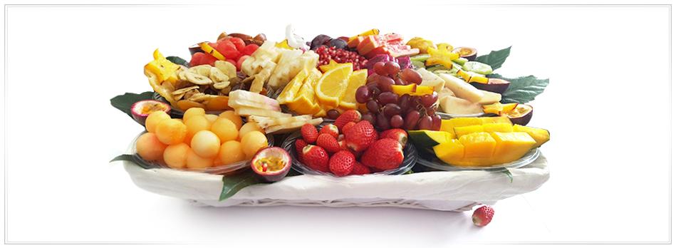 פריסטייל: סלסלות פירות מעוצבות בריאות וטעימות
